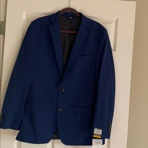Hagar slim fit suit coat